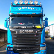 Trans-Best – Scania R580