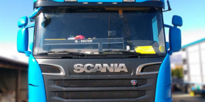 Trans-Best - Scania R580